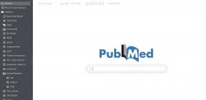 ReadCube上で文献検索ができる!